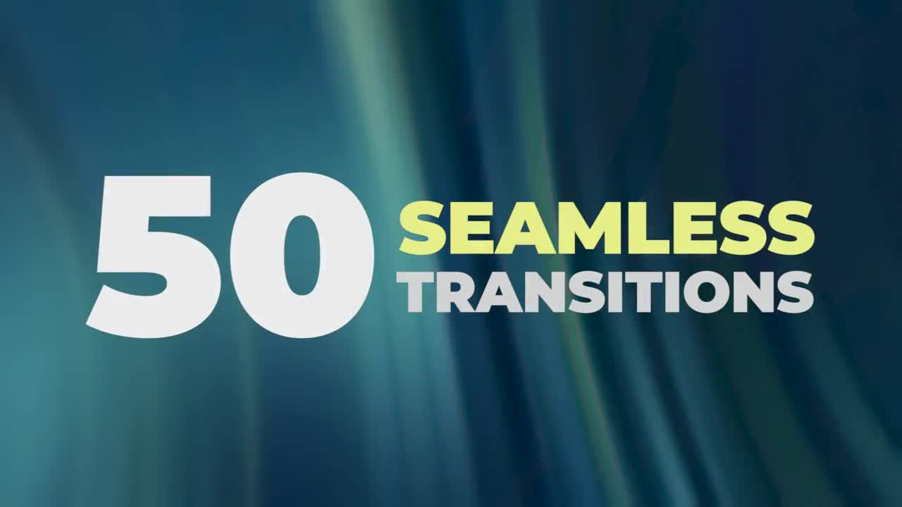 Seamless Transitions - Premiere Pro Presets | Motion Array