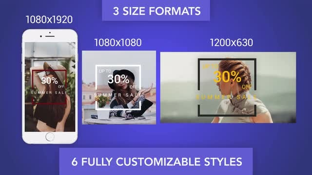 Social Media Stories and Posts: After Effects Templates