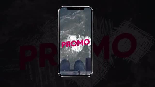 Instagram Stories Opener: Premiere Pro Templates