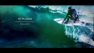 Professional Modern Slideshow: After Effects Templates