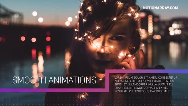 Clear Corporate Slideshow: After Effects Templates