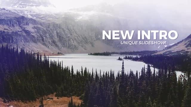 Dynamic Opener. Slideshow. Intro Logo.: Premiere Pro Templates