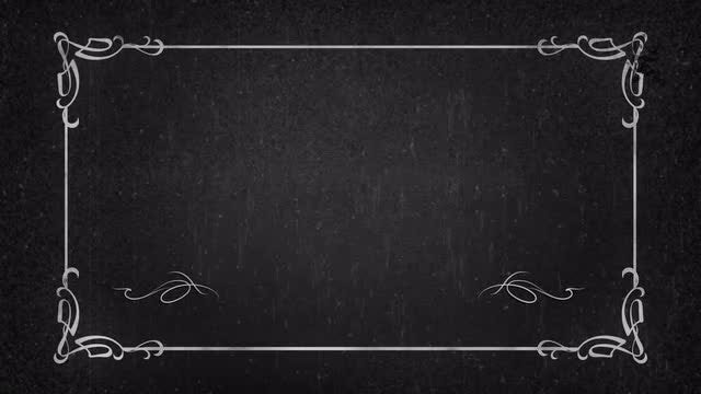 Silent Movies Background: Stock Motion Graphics