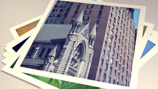 Photo Galore: After Effects Templates