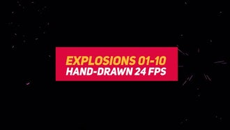 Liquid Elements 2 Explosions 01-10: Motion Graphics