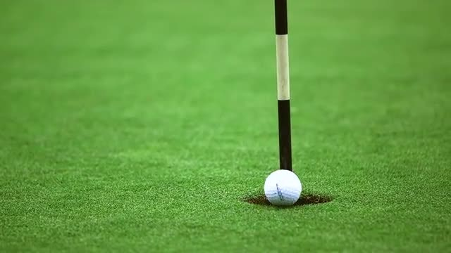 A Hole In One Score: Stock Video