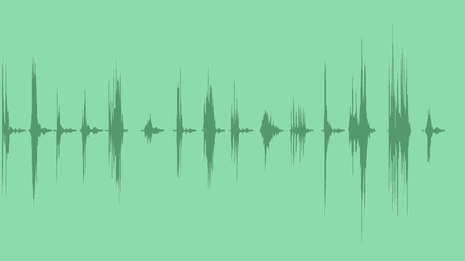 Motion Infographic Sound Effects Pack: Sound Effects