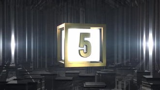Top 10 Countdown Gold: Motion Graphics