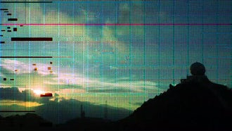 Glitch Overlay Pack: Motion Graphics