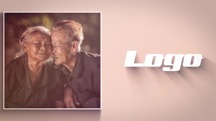 Slow Multi Slideshow: After Effects Templates