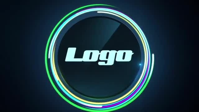 Streaker Logo: After Effects Templates