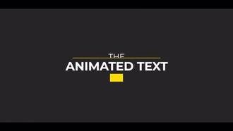 Animated Text Bundle: Premiere Pro Templates