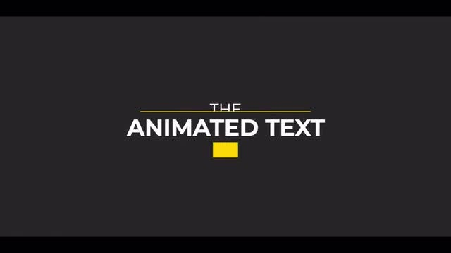 Animated Text Bundle: Premiere Pro Templates