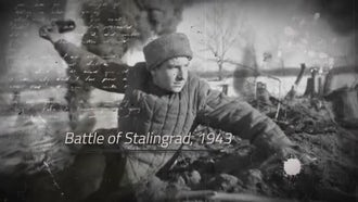History In Photos: After Effects Templates