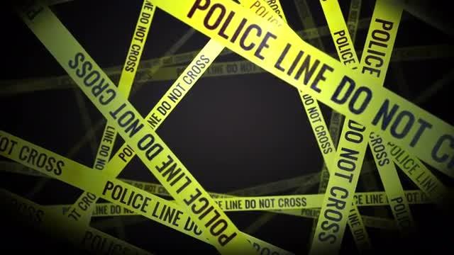 Police Crime Scene: Stock Motion Graphics