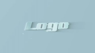 Clean Light Logo: After Effects Templates