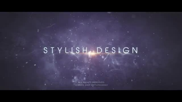 Trailer: After Effects Templates