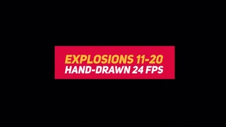 Liquid Elements 2 Explosions 11-20: Motion Graphics