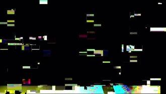 Digital Glitch: Stock Motion Graphics