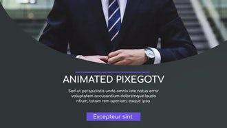 Minimal Slides: Premiere Pro Templates