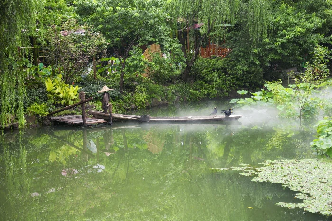 Guyi Gardens In China: Stock Photos