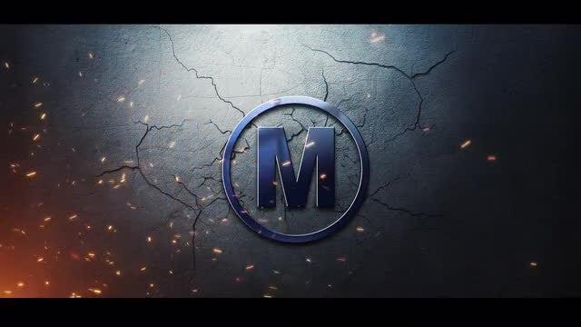 Cracks Logo: Premiere Pro Templates