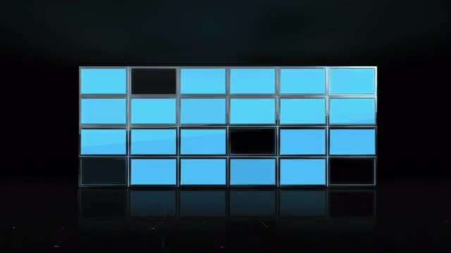Video Wall: After Effects Templates