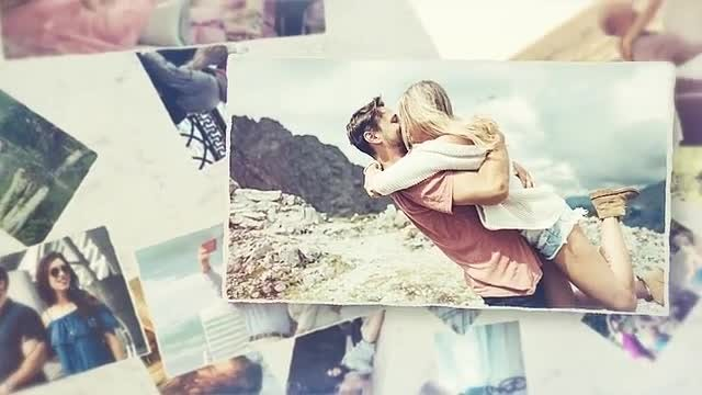 Stylish Photo Slideshow: After Effects Templates