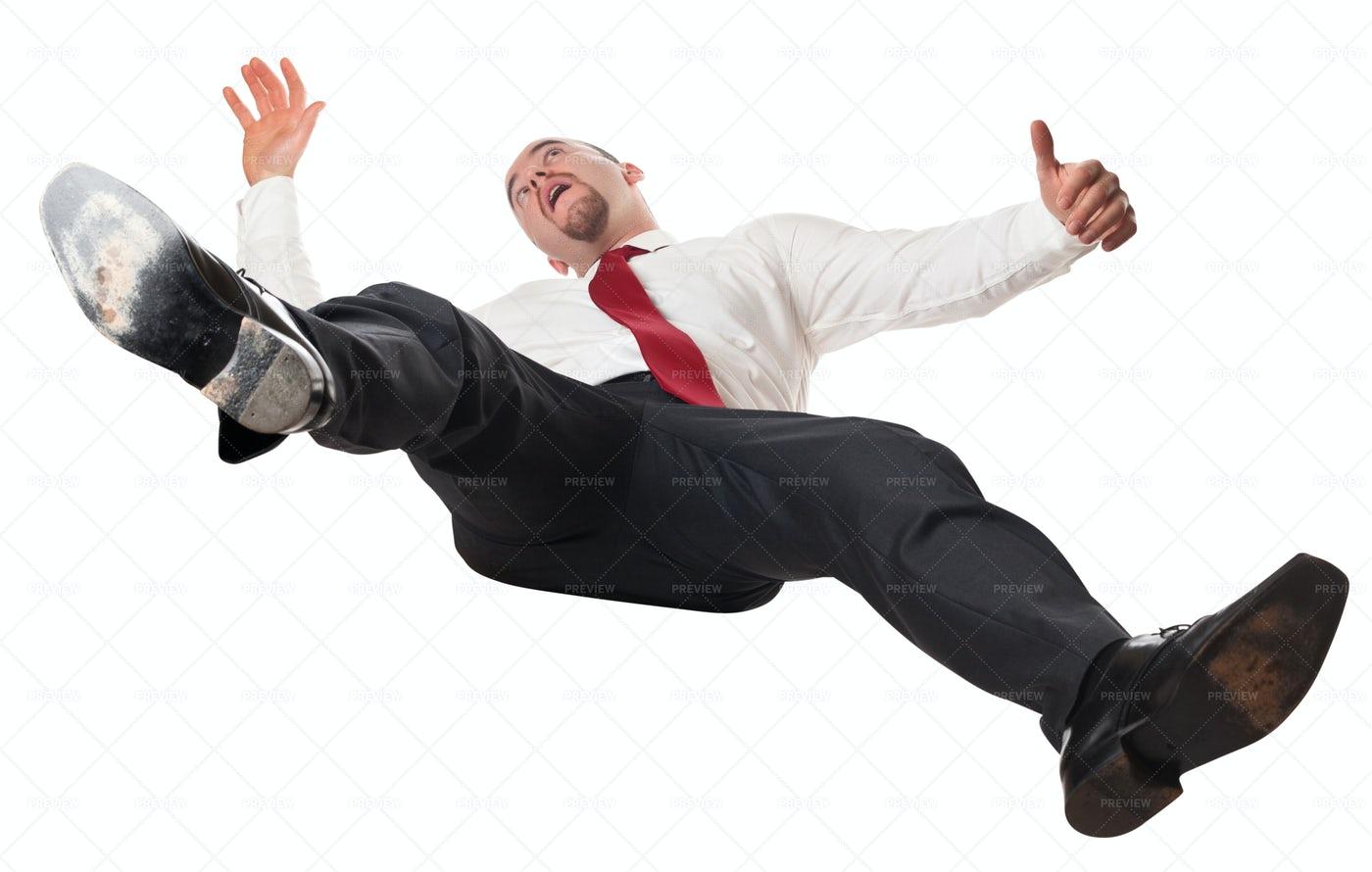 Man Falling: Stock Photos