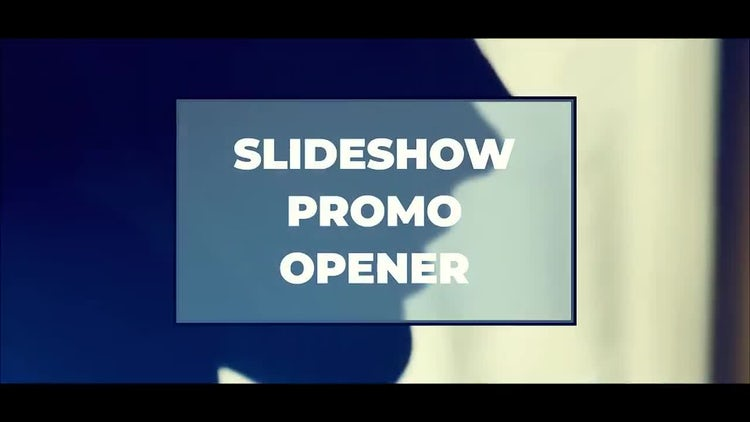 Modern Opener 4k: After Effects Templates