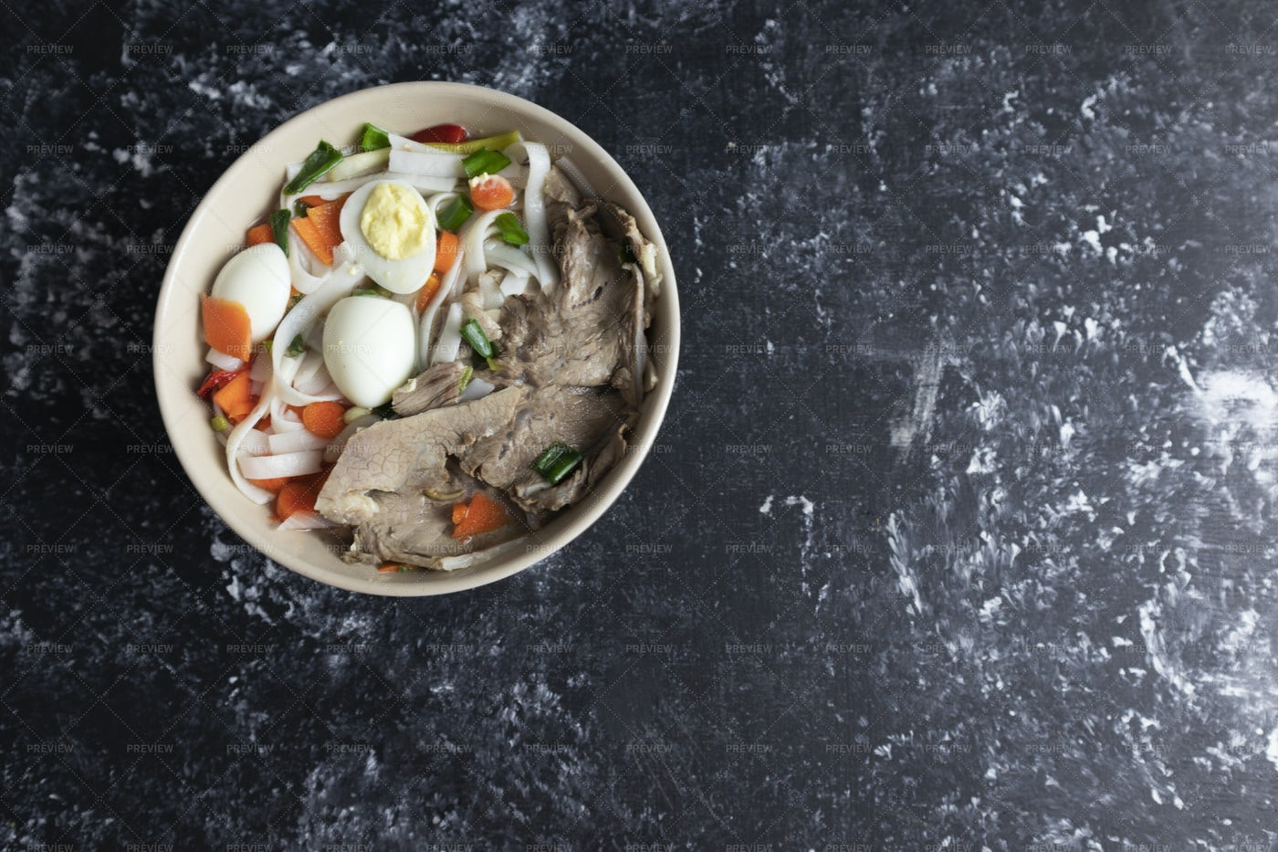 Pho Bo Soup: Stock Photos
