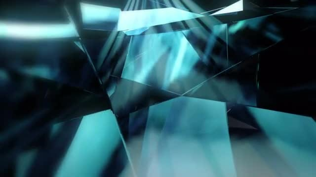 Crystal Light: Stock Motion Graphics