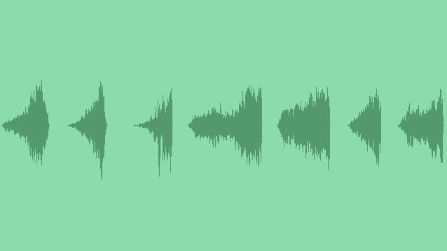 High Tech Cyborg 08: Sound Effects