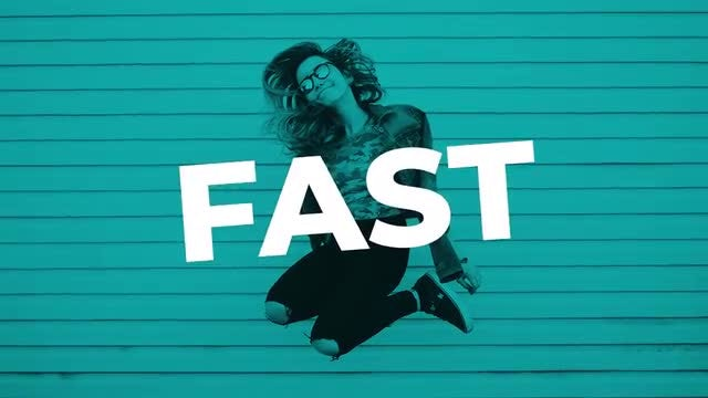 Fast Modern Opener: Premiere Pro Templates