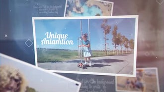 Good Old Days: After Effects Templates