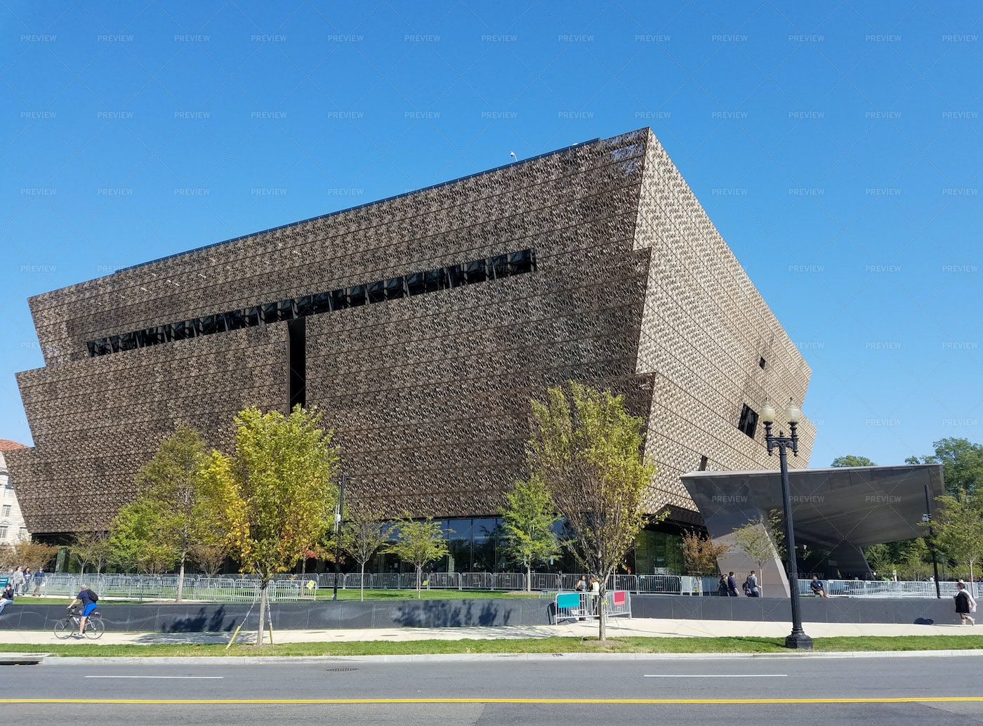 African American History Museum: Stock Photos