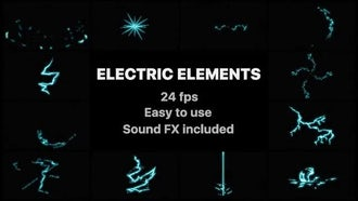 Electric Elements: Motion Graphics