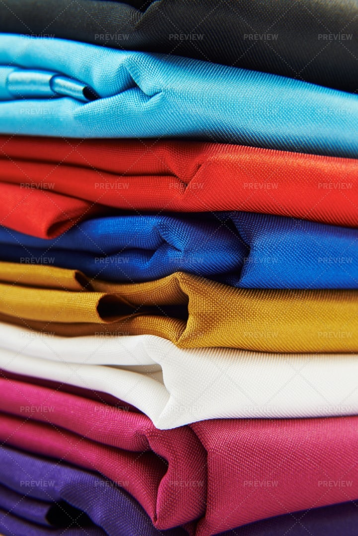 Colored Satin: Stock Photos