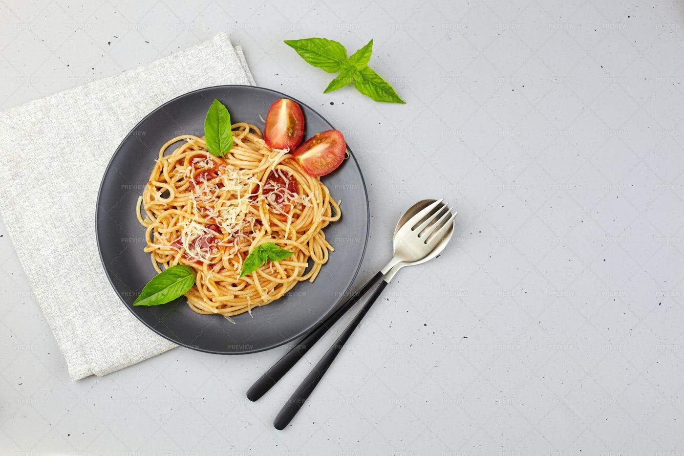 Classic Italian Pasta: Stock Photos