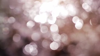 Amazing Shot Of Sparkling Bokeh : Stock Footage