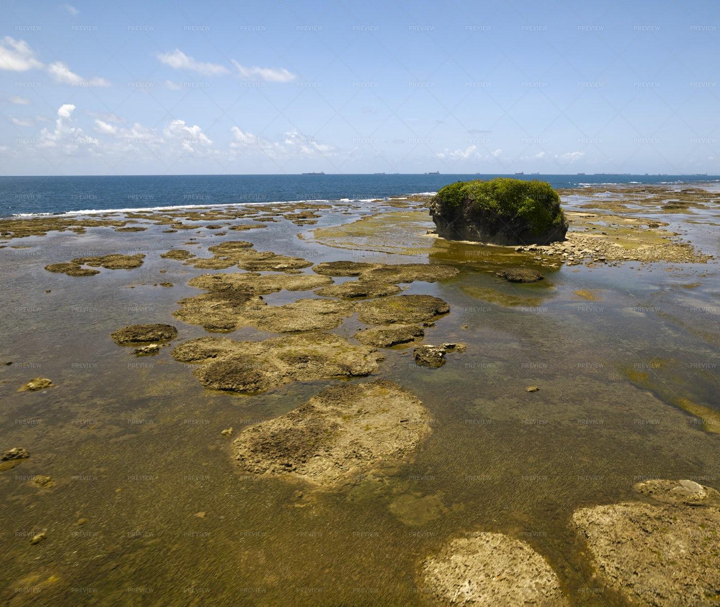 Panama Coastline: Stock Photos