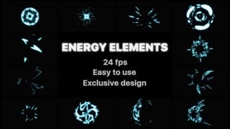 Energy Elements: Motion Graphics