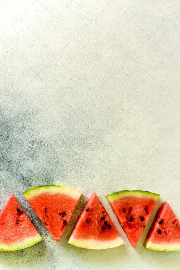 Watermelon Background: Stock Photos
