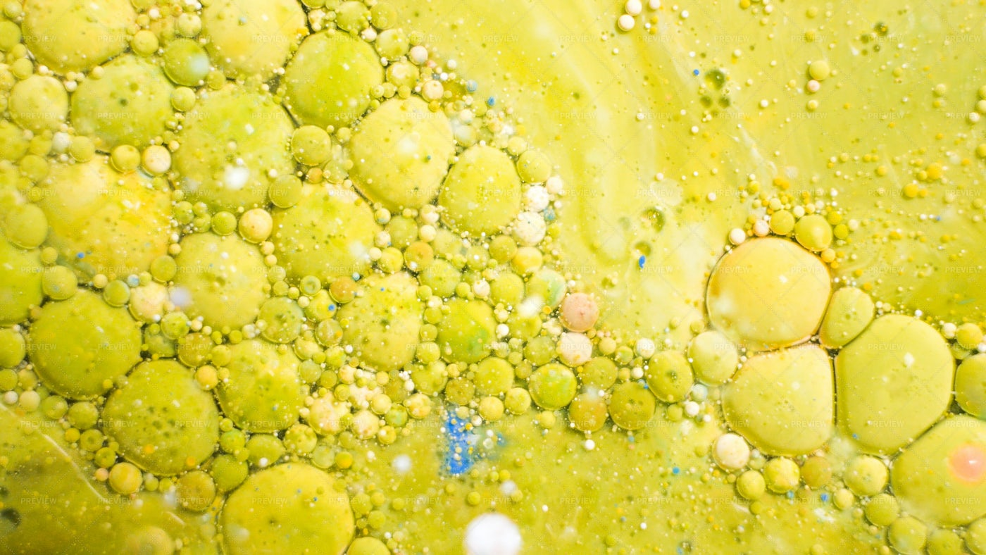 Colorful Acrylic Bubbles: Stock Photos