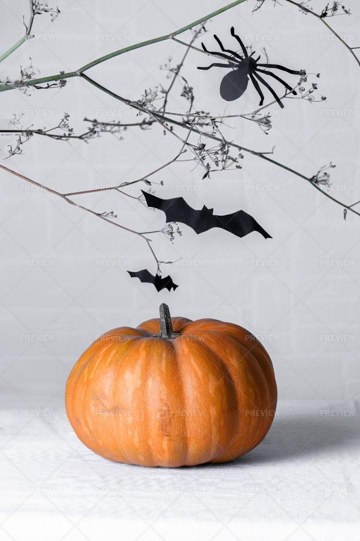 Halloween Background: Stock Photos