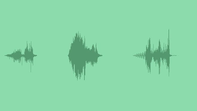 Artificial Intelligence Robot Tech 4: Sound Effects