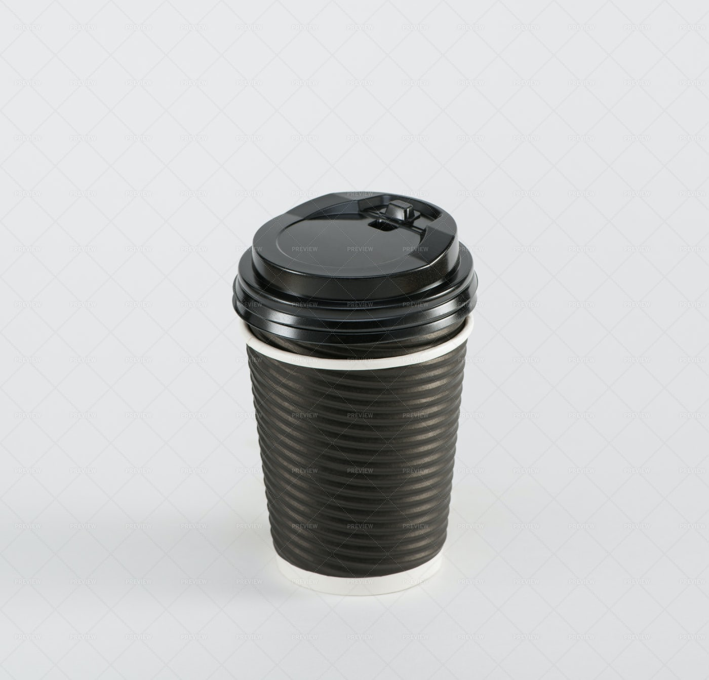 Paper Cup For Coffee: Stock Photos