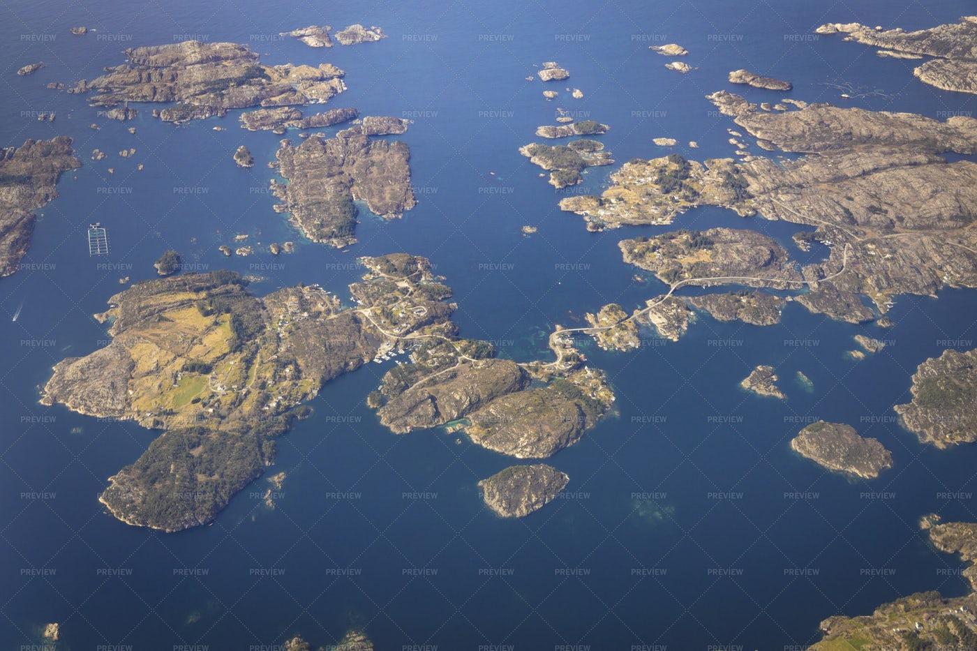 Islands Of Norway: Stock Photos