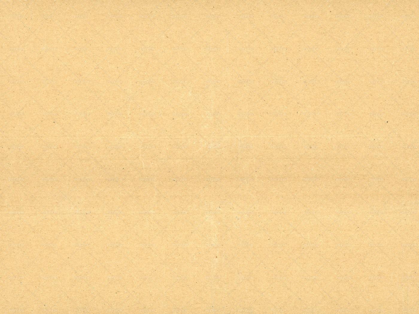 Corrugated Brown Cardboard: Stock Photos