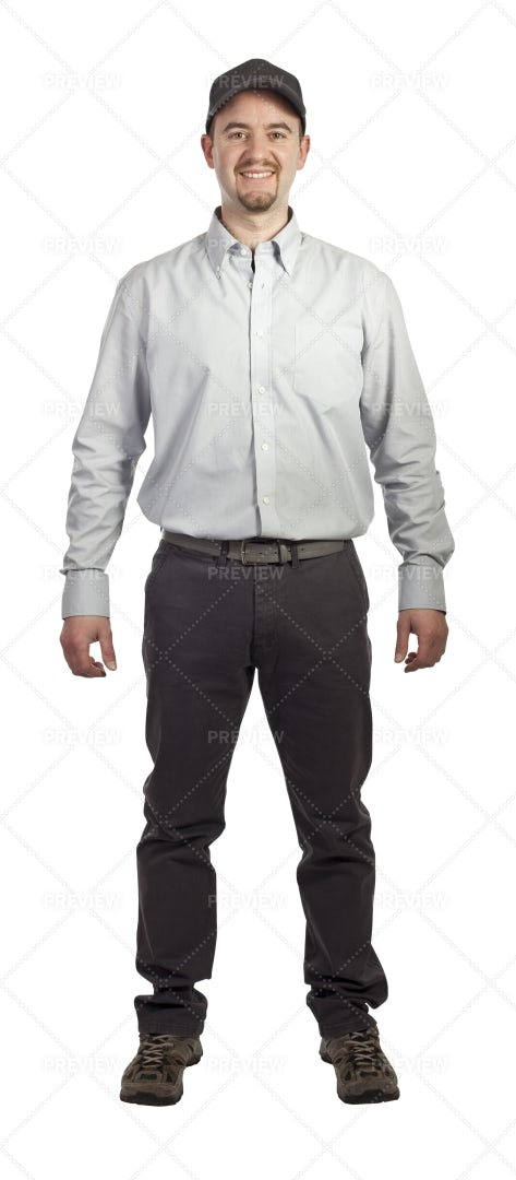 Delivery Man: Stock Photos
